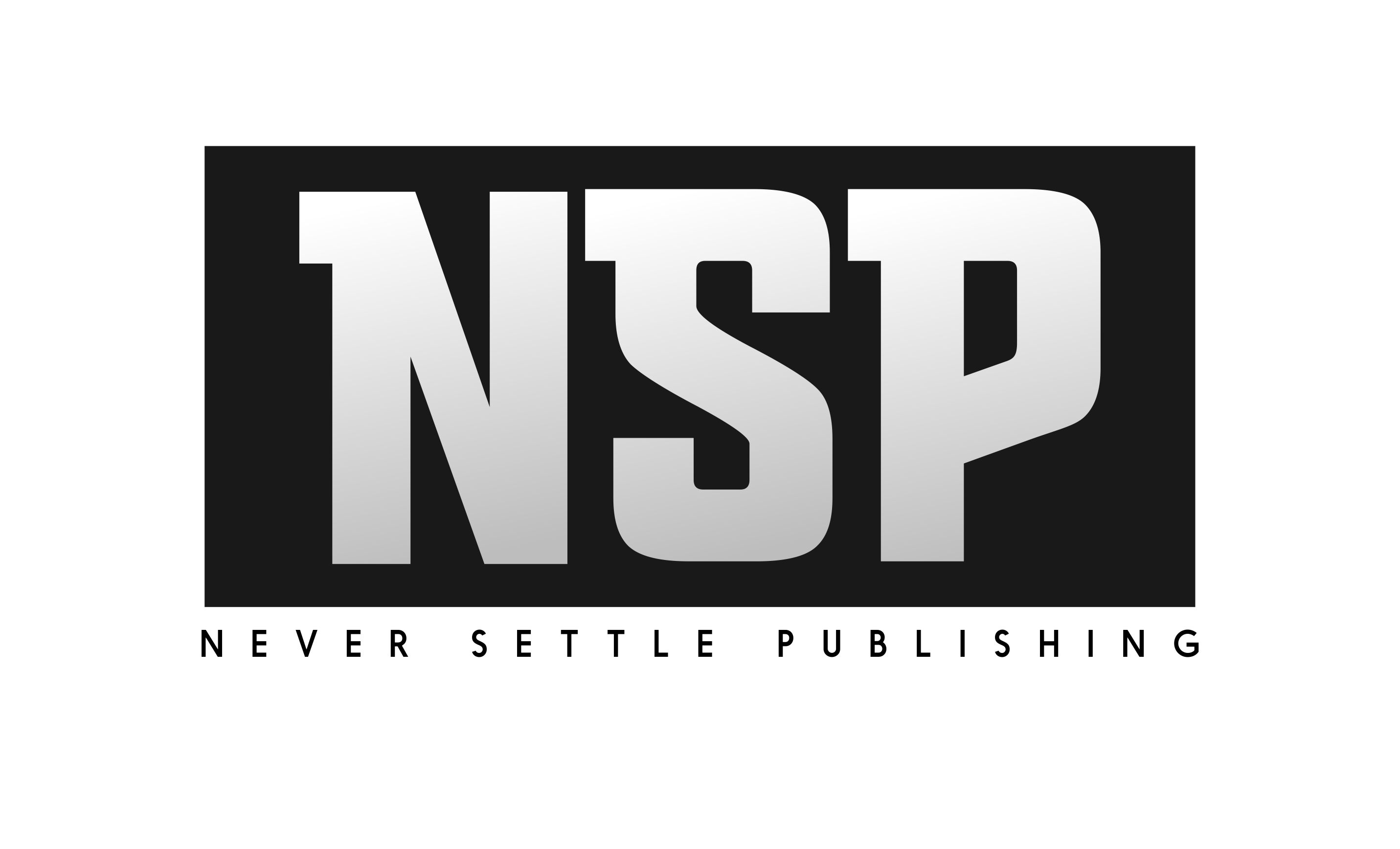 NeverSettlePublishingLogo