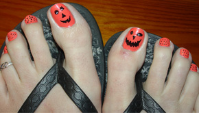 halloweentoes